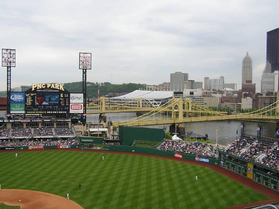 Hotels Near The Gateway Clipper In Pittsburgh